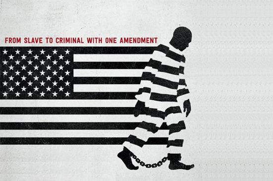 Director Ava DuVernay's cogent documentary, 13TH, exposes a broken democracy.
