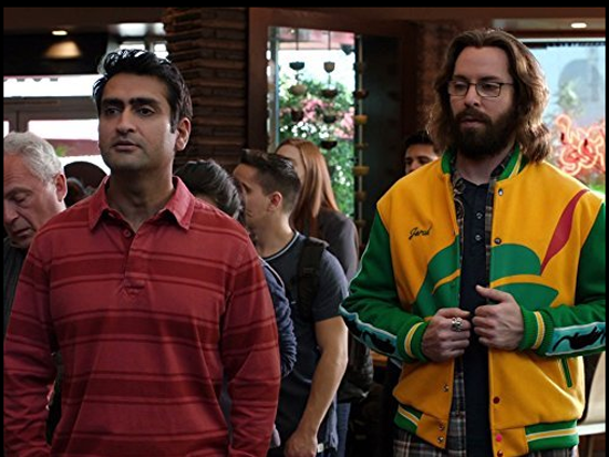"Kumail Nanjiani and Martin Starr elevate supporting characters to A-list time on screen in ""Silicon Valley."""