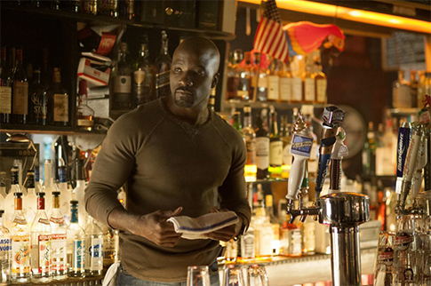 Mike Colter (Photo: Myles Aronowitz for Netflix)